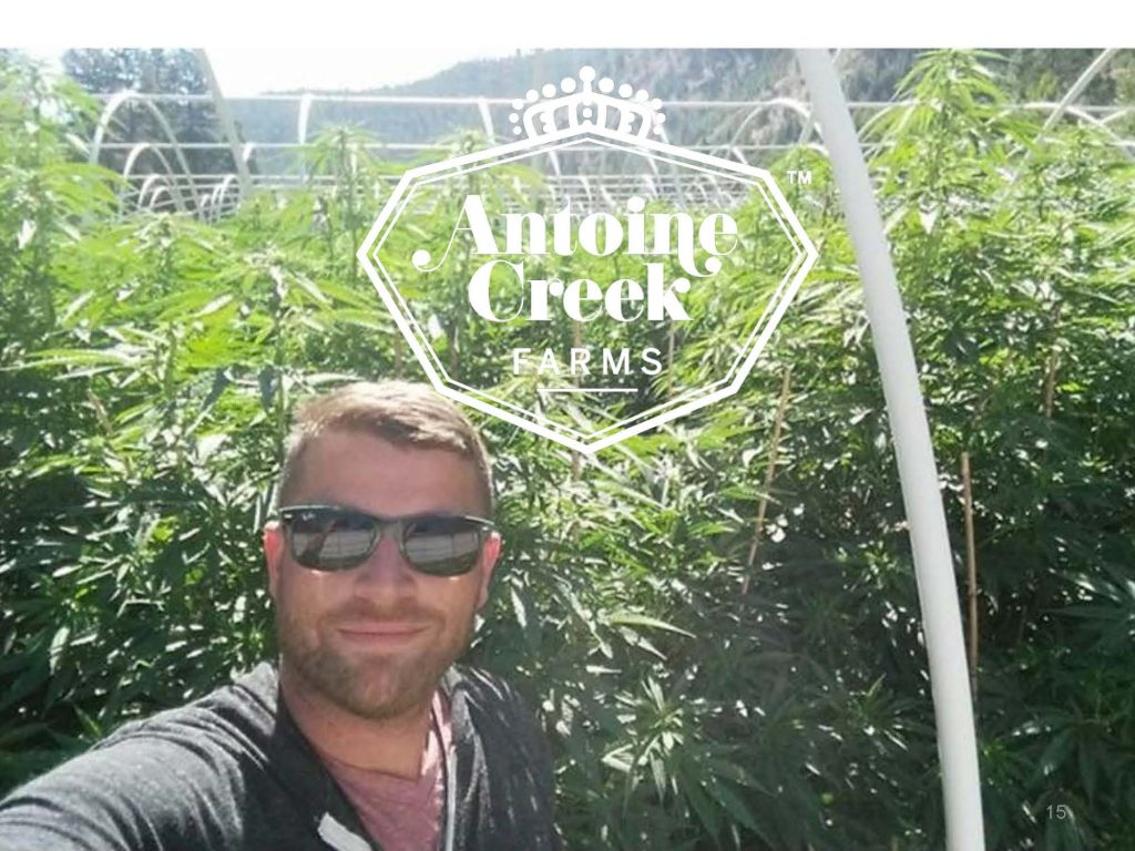 Turnkey Cannabis Farm with Residence
